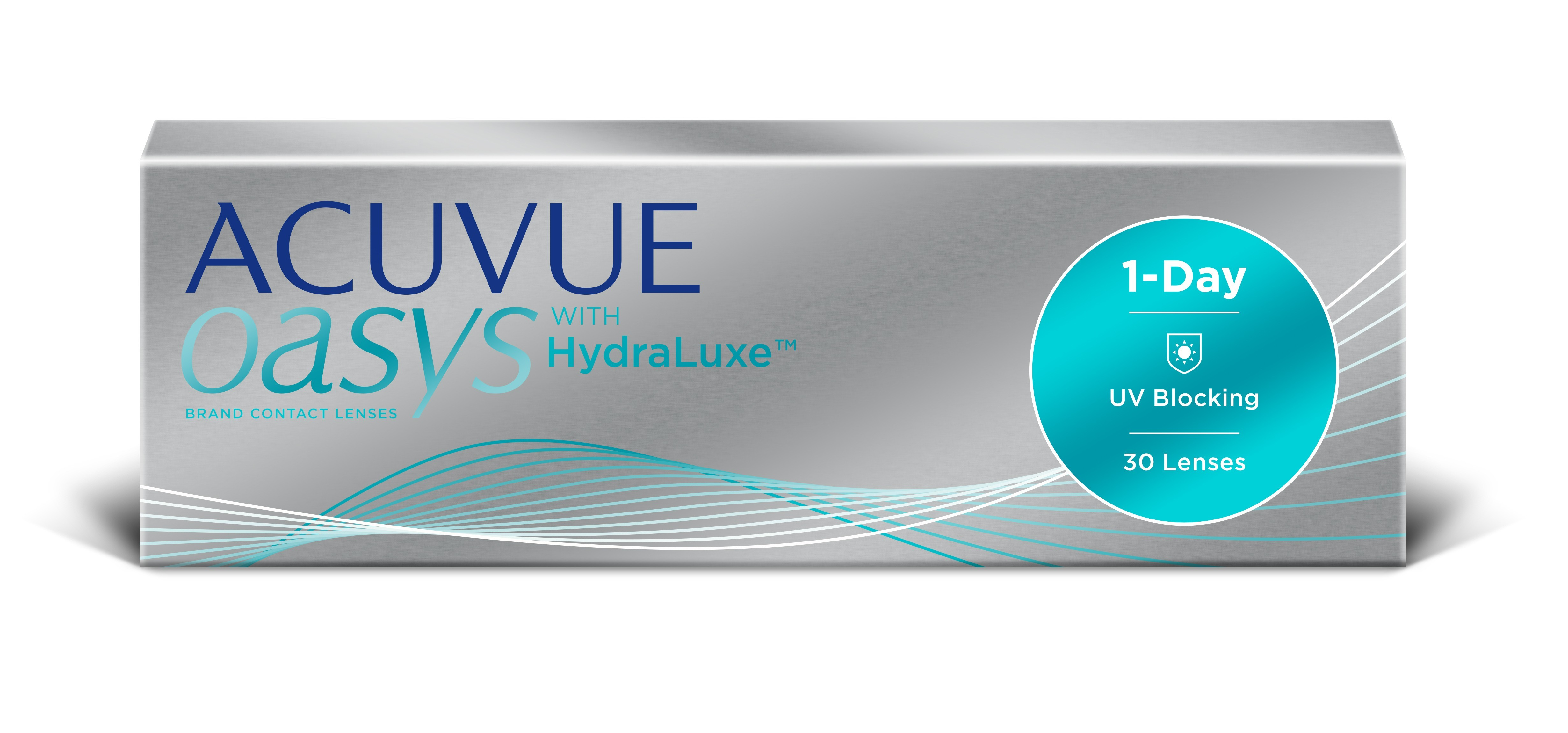 Acuvue Oasys 1 Day 30 pk
