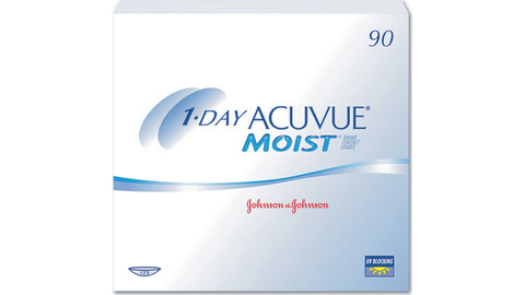 Acuvue One Day Moist 90 pk