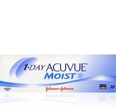 Acuvue One Day Moist (1Дэй Мойст) 30 pk