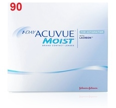 Acuvue One Day Moist for Astigmatism 90 pk